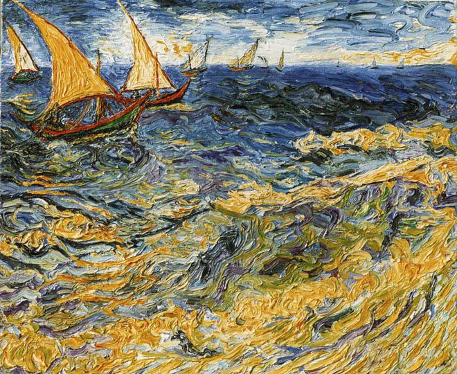 Blog Vincent Van Gogh riproduzione falsi d\'autore copie di quadri ...